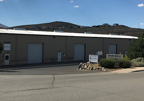 Reno, Nevada Facility